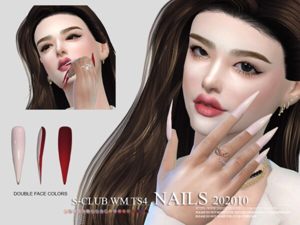 Nails 202010 by S Club from TSR