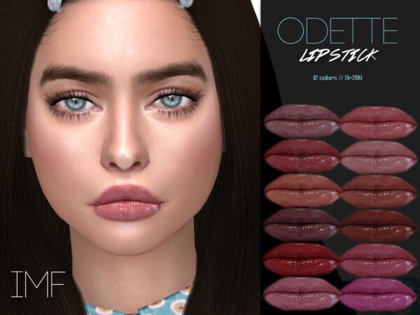 Odette Lipstick N.284 by IzzieMcFire from TSR