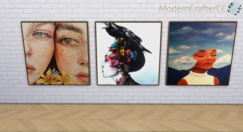 People Art Collection from Modern Crafter