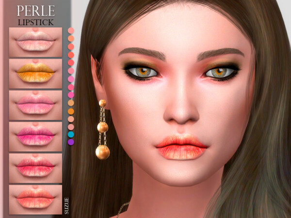 Perle Lipstick N14 by Suzue from TSR