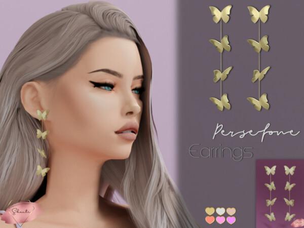 Persefone Earrings by Shanti from TSR