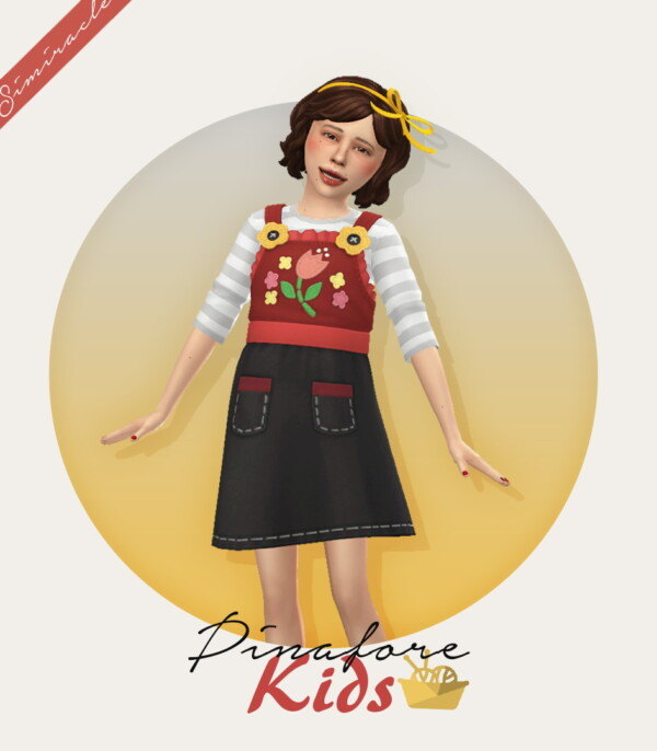 Pinafore Dress from Simiracle