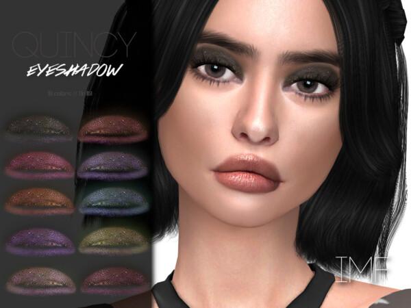 Quincy Eyeshadow N.161 by IzzieMcFire from TSR