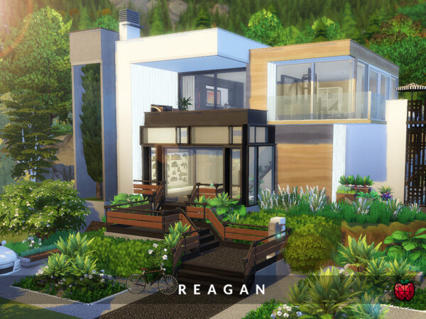 Reagan House no cc by melapples from TSR