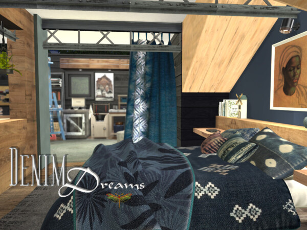 Rooms Denim Dreams by fredbrenny from TSR