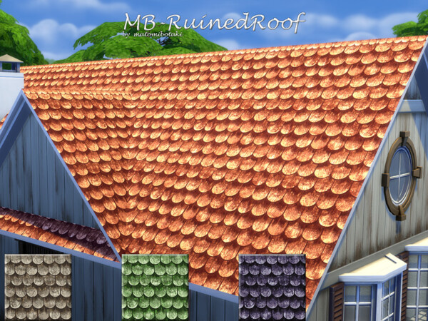 Ruined Roof by matomibotaki from TSR