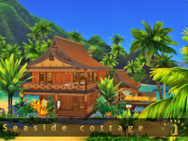 Seaside cottage NO CC by QE ZZZZZZ from TSR