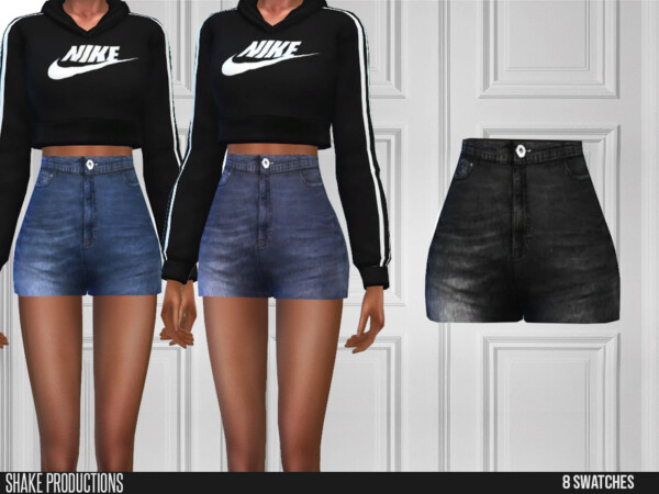 521 Denim Shorts by ShakeProductions from TSR