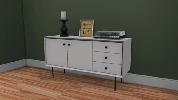Simplistic Console from Sunkissedlilacs