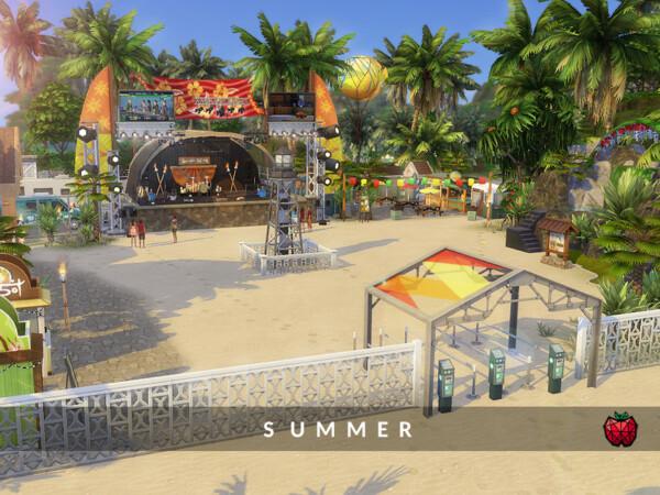 Summer Festival no cc by melapples from TSR