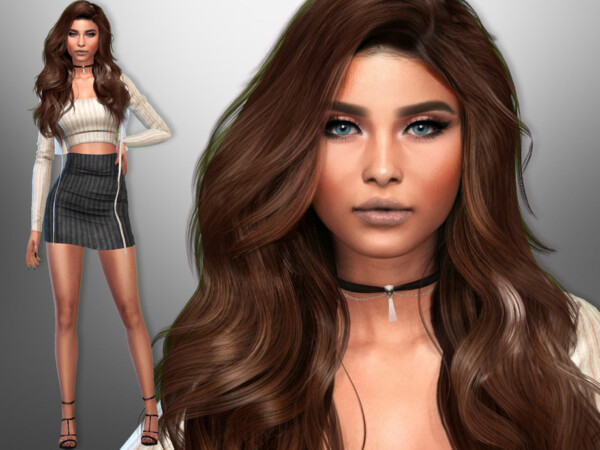 Thalia Busca by divaka45 from TSR
