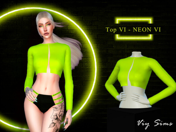 Top V INeon VI by Viy Sims from TSR