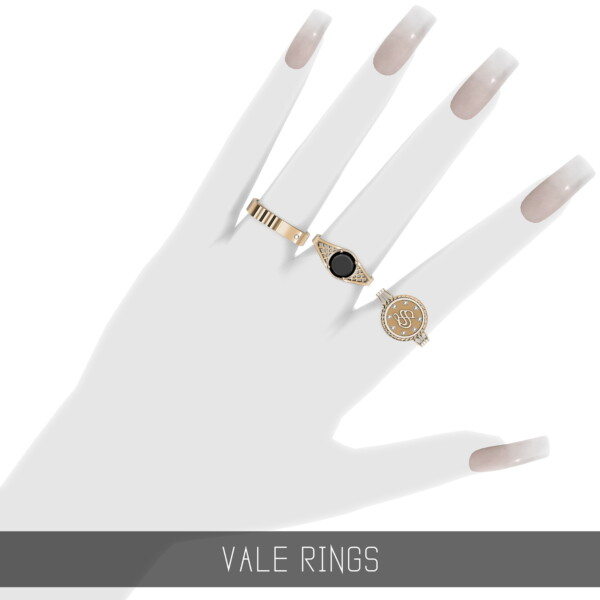 Vale Rings from Simpliciaty