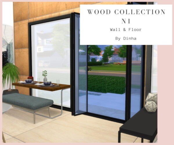 Wood Collection from Dinha Gamer