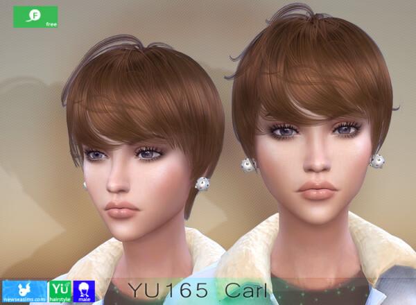 YU165 Carl Womens Hair from NewSea