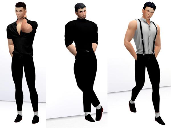 Beto Models Men Pose Pack by Beto ae0 from TSR