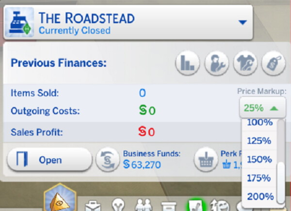 Retail Prices by  spgm69 from Mod The Sims