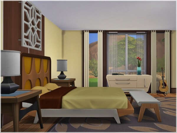 Carlotta house by Ray Sims from TSR