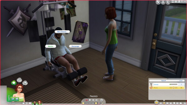 Mentor Fitness on Max Fitness Sims by  Iced Cream from Mod The Sims