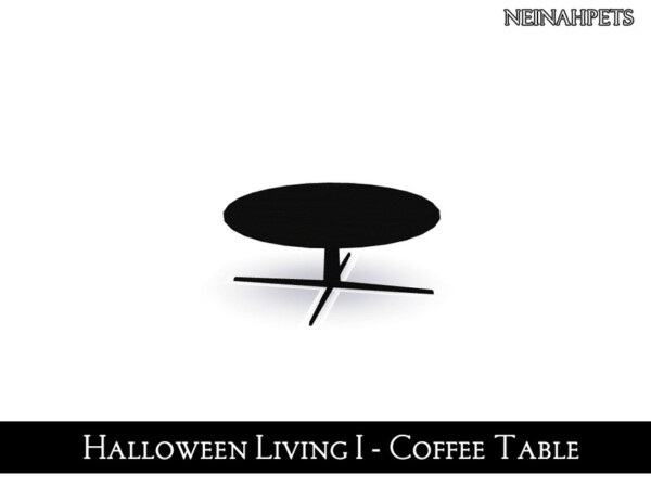 Halloween Living I by neinahpets from TSR