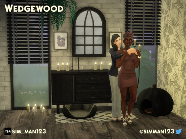 Wedgewood Collection by sim man123 from TSR