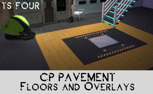Urban set floors from Riekus13