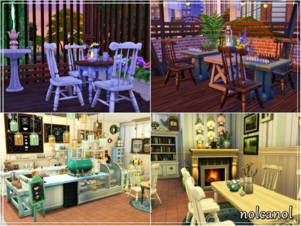 Carania Cafe by nolcanol from TSR
