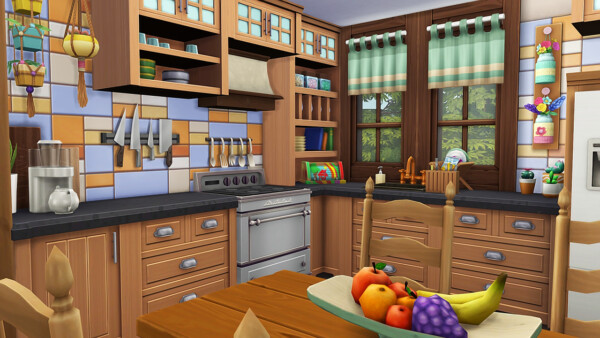 Perfect Cozy Family Cottage from Aveline Sims