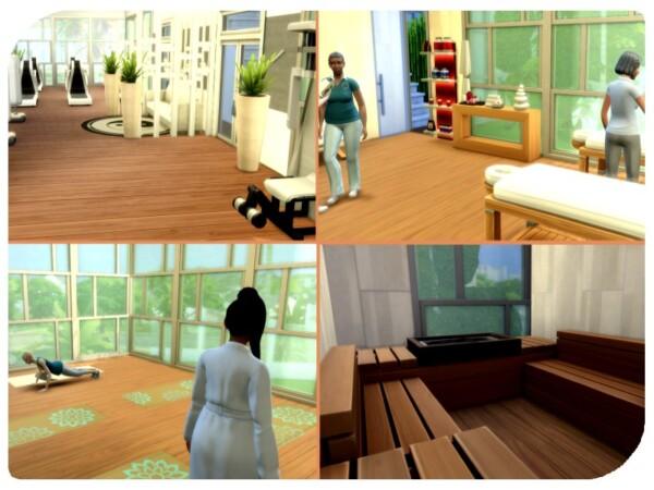 Hilton Spa and Fun by GenkaiHaretsu from TSR