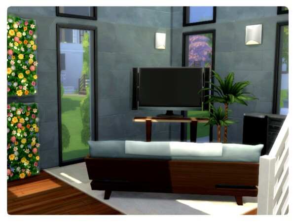 Nature in Frames House by GenkaiHaretsu from TSR