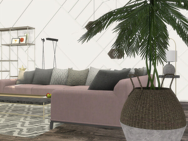 Yuba Living Room by ArtVitalex from TSR