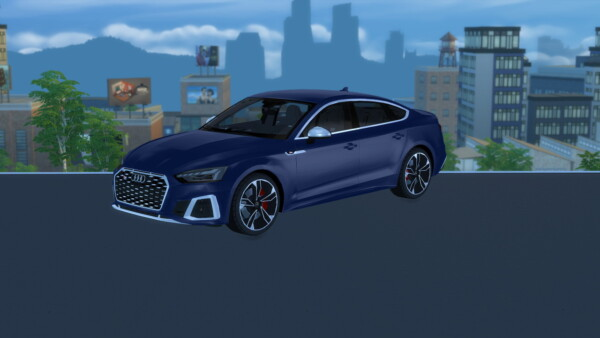 Audi S5 Sportback from Lory Sims