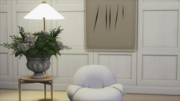 9602 Floor Lamp from Meinkatz Creations