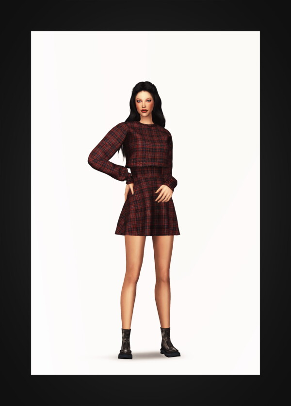 Sweater Dress from Gorilla