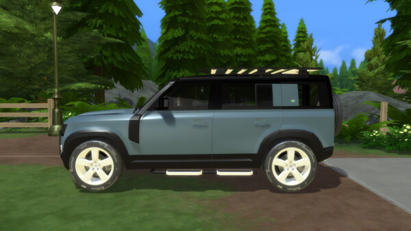 Land Rover Defender 110 from Lory Sims