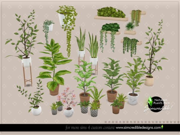 Naturalis Plants II by SIMcredible from TSR