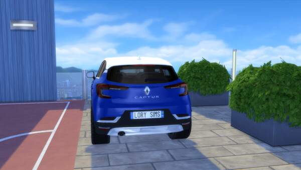 Renault Captur 2020 from Lory Sims