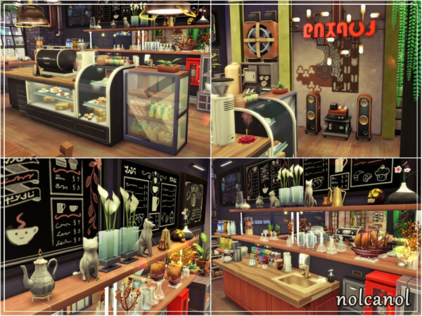 Industrial Cafe by nolcanol from TSR