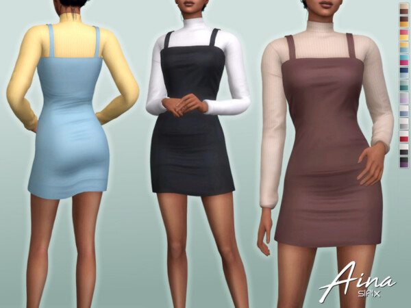 Aina Outfit by Sifix from TSR
