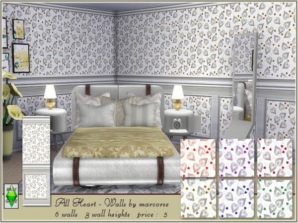 All Heart Walls by marcorse from TSR
