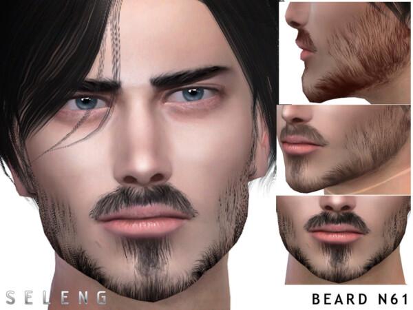 Beard N61 by Seleng from TSR