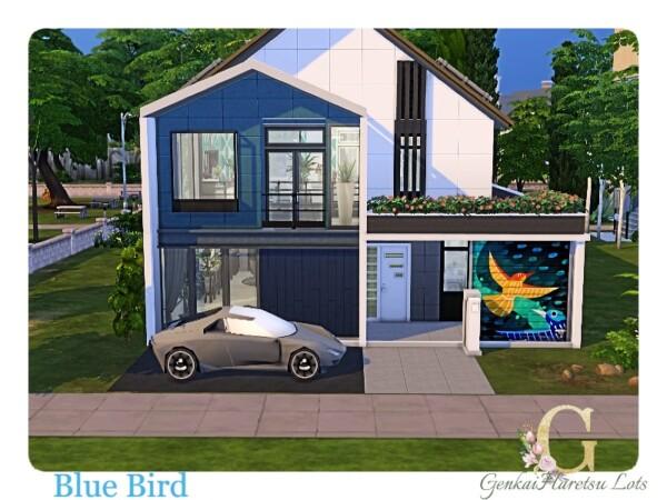 Blue Bird House by GenkaiHaretsu from TSR