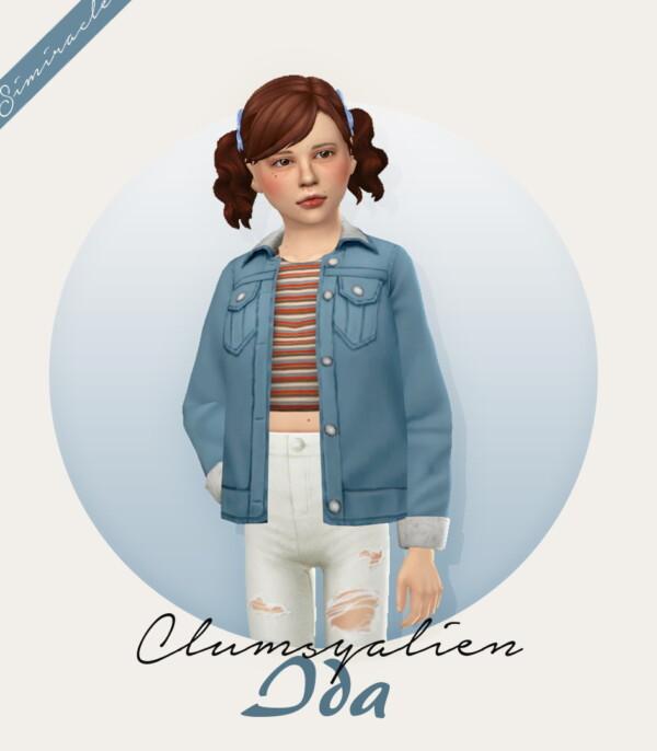 Clumsyalien Ida Jacket from Simiracle