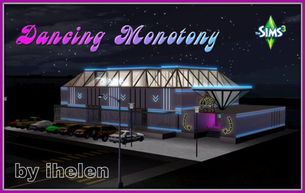 Dancing Monotony from Ihelen Sims
