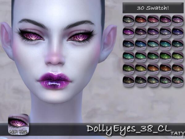 Dolly Eyes 38 by tatygagg from TSR