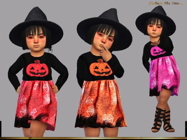 Dress Camilla baby by LYLLYAN from TSR