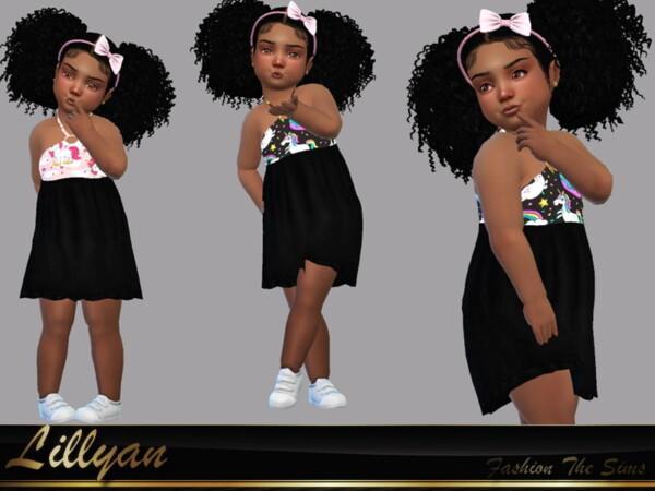 Dress Samanta babyLYLLYAN from TSR