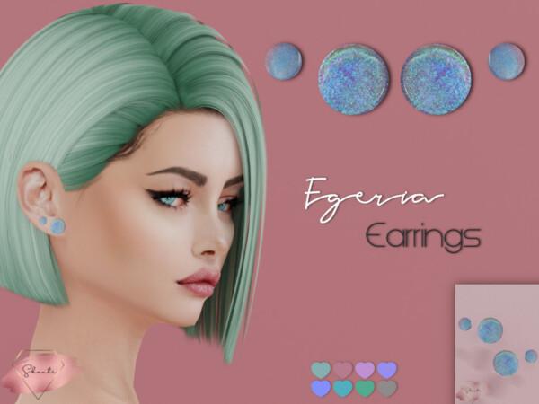 Egeria Earrings by Shanti from TSR