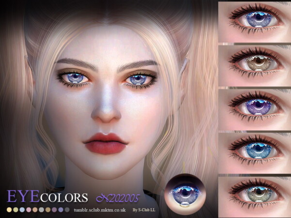 Eyecolors 202005 by S Club from TSR