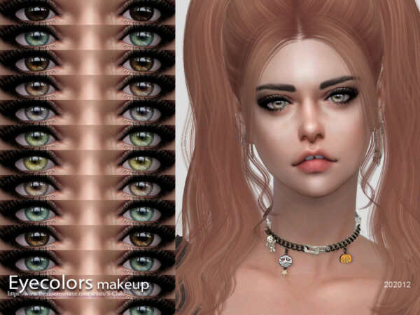 Eyecolors 202012 by S Club from TSR